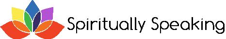 Spiritually Speaking Logo